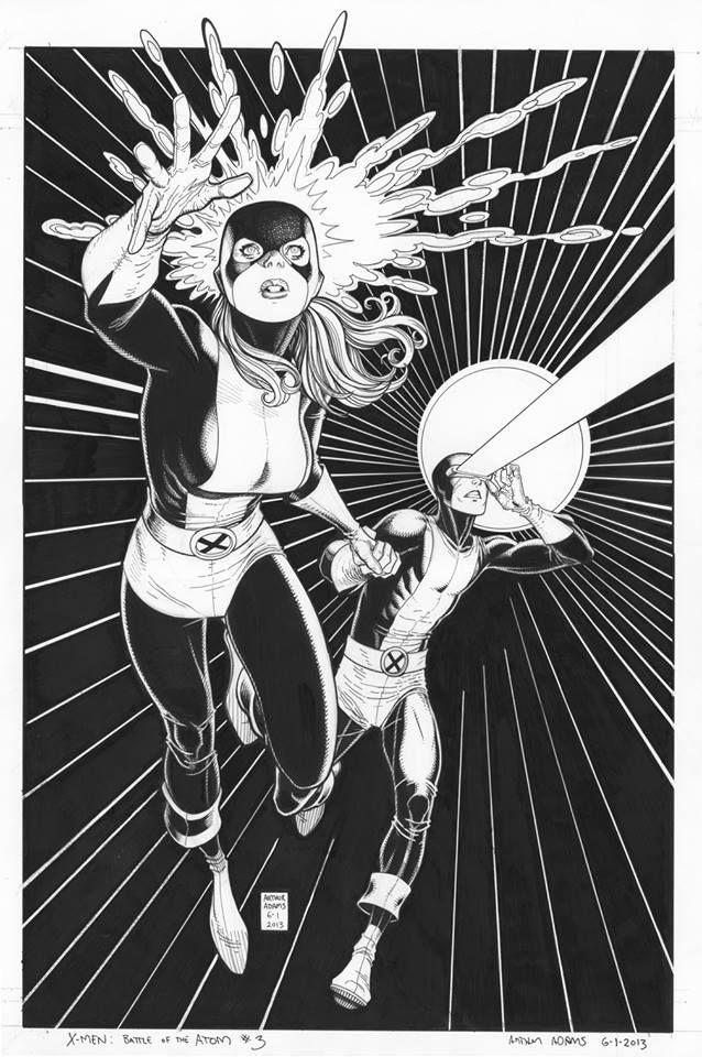 X-Men: Battle of the Atom #3 by Arthur Adams