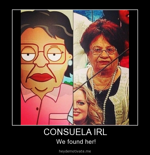 """""""FOUND HER, shes at jerry springer!""""  -""""no,no, mr springer is no here.."""""""