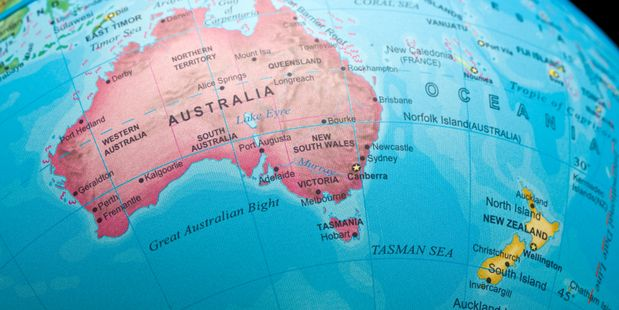 Figures show more people are moving from Australia to New Zealand than vice versa... FEB 3 2016