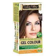 Gel Color Hajfesték          Közép szőke 7.0