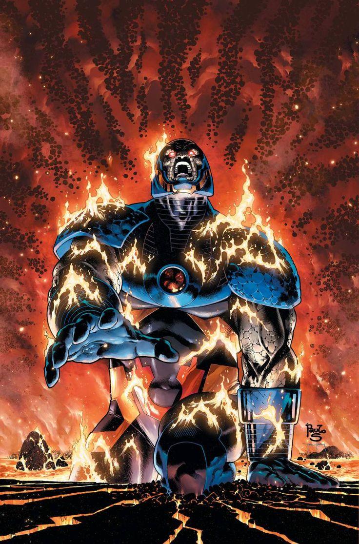 402 best Darkseid images on Pinterest | Comic book, Comic ...