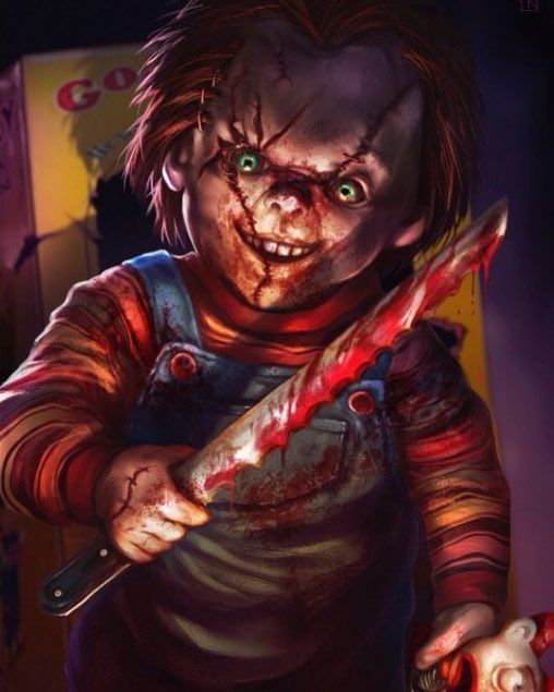 Chucky Wallpapers: 1000+ Images About Chucky On Pinterest