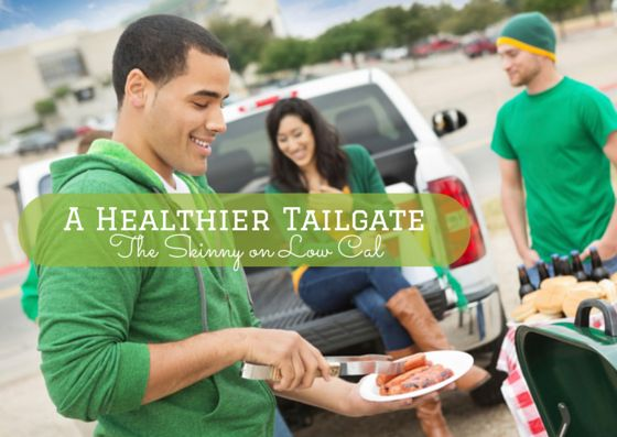 6 Ingredients for a Healthy Tailgate