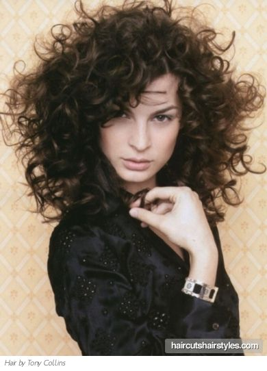 Fabulous 1000 Ideas About Big Curly Hairstyles On Pinterest Big Curls Hairstyles For Women Draintrainus