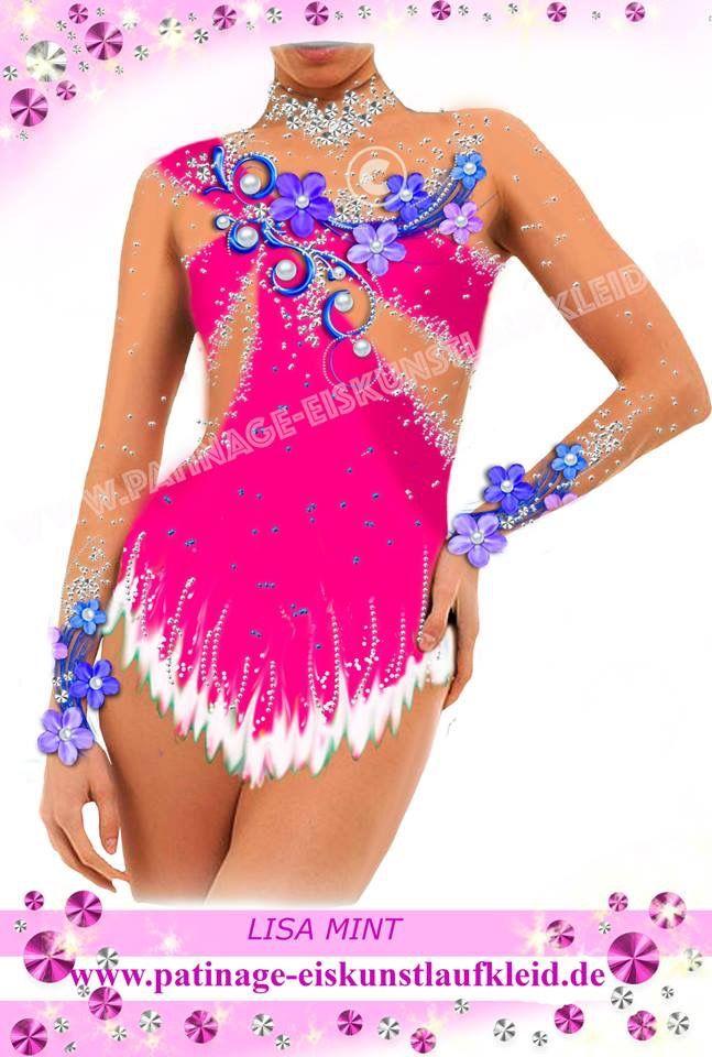 Xудожественнaя  гимнастикa - Купальники . RSG - Anzug.  Competition rhythmic gymnastics leotard. Show dance dress.