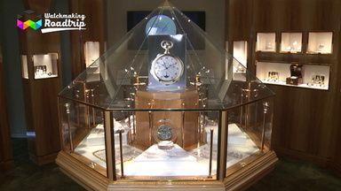 パテック フィリップミュージアムを独り占め時計作りについて知る旅 第2話後編
