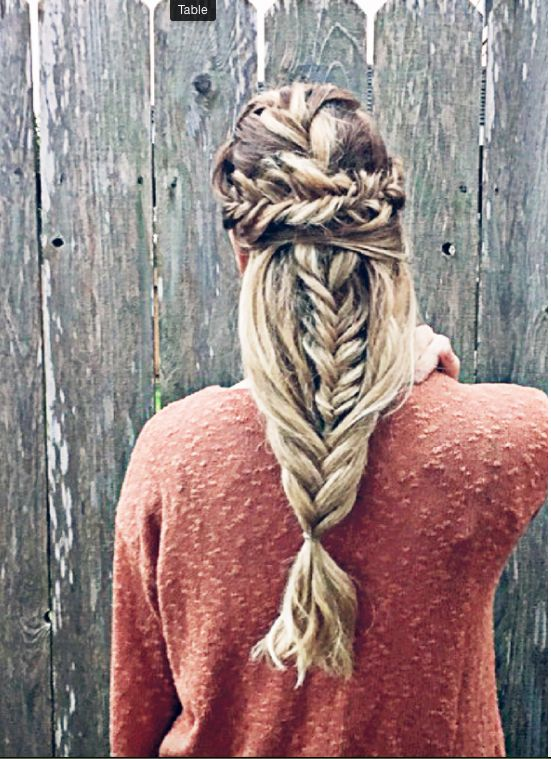 Boho Braid? // Just Another Braid Day
