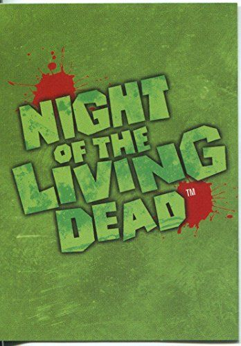 Night Of The Living Dead Promo Card 1 (green; Coming Soon) @ niftywarehouse.com #NiftyWarehouse #NightOfTheLivingDead #Zombies #Horror #HorrorMovies #Movies #Zombie