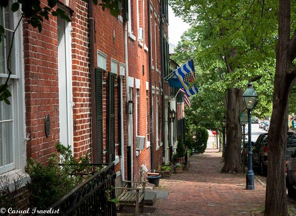 25 Things to do in Old Town #Alexandria, #Virginia www.casualtravelist.com