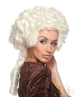 Character Wigs - Party, Cosplay & Costume Wigs | Best Wig Outlet®  $38.95 and in lt. brown