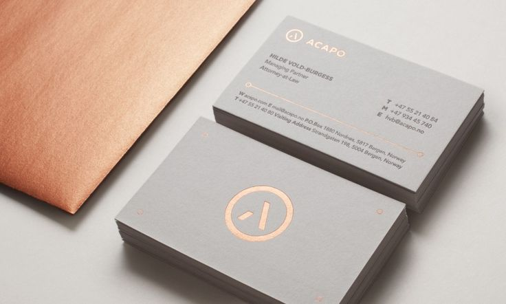 Acapo Visual Identity