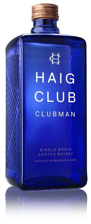Introducing HAIG CLUB CLUBMAN - a new Single Grain Scotch Whisky http://www.foodbev.com/news/haig-club-adds-new-clubman-variant-to-its-range-of-grain-whiskies/