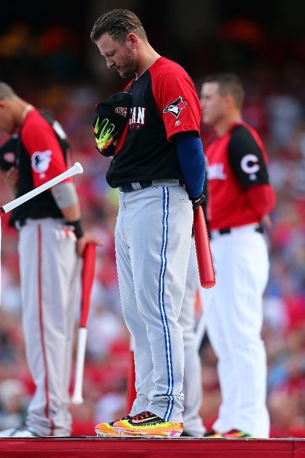2015 Home Run Derby: Josh Donaldson, TOR