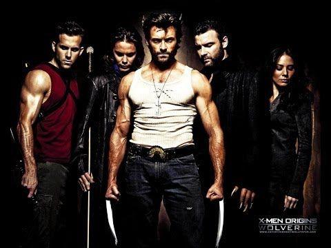 X Men Origins   Wolverine   -assistir filme completo dublado em portugues - YouTube