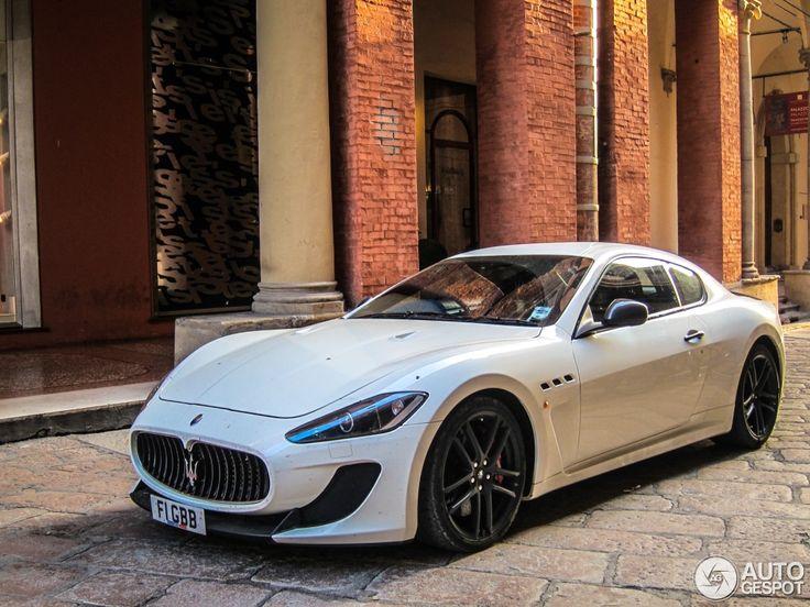 Maserati GranTurismo MC Stradale 9