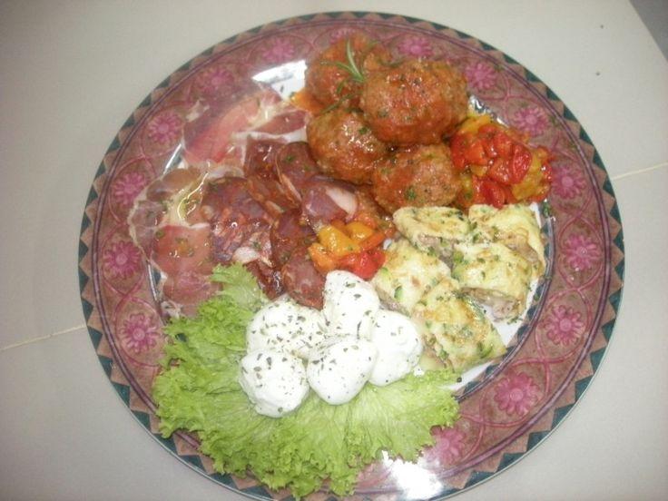 Comida italiana lleras