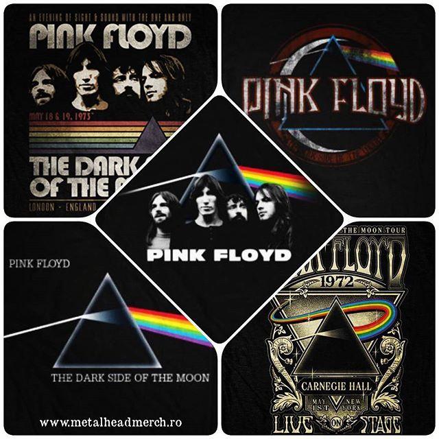 Tricouri originale Pink Floyd. #romania #tricou #tricouri #pinkfloyd #darksideofthemoon