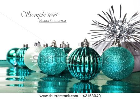 The 25+ best Turquoise christmas decorations ideas on Pinterest ...