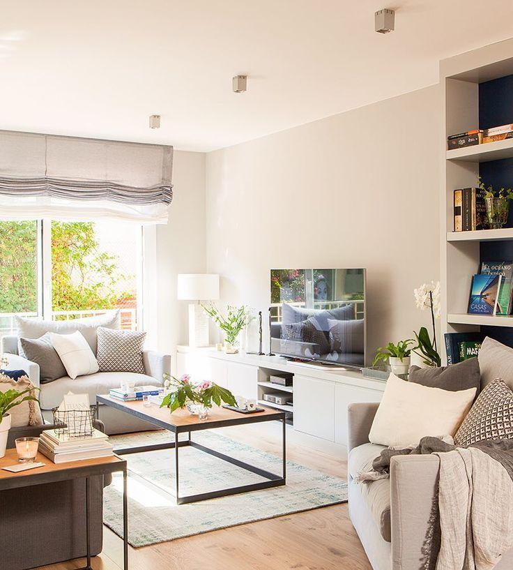 """2,132 Likes, 21 Comments - El Mueble (@el_mueble) on Instagram: """"¿Dónde pongo la tele? Es la pregunta del millón y sabemos que es un tema que os interesa mucho, por…"""" #homedecor #decoration #decoración #interiores"""