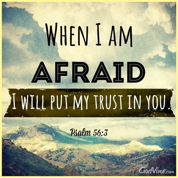Bible Quotes On Faith And Trust: 25+ Best Ideas About Psalm 56 On Pinterest
