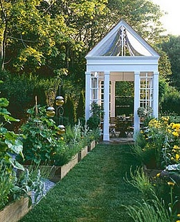 Love The Vegie Garden And The Garden Room.