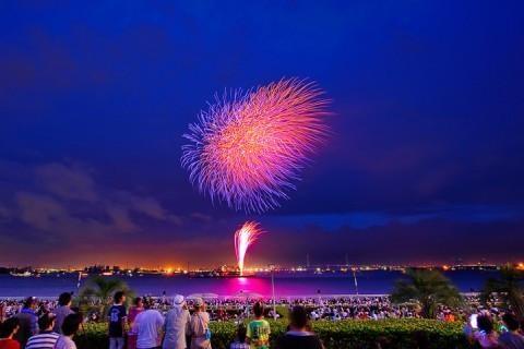 淀川花火大会 #Osaka #Japan #festival osaka Japan festival