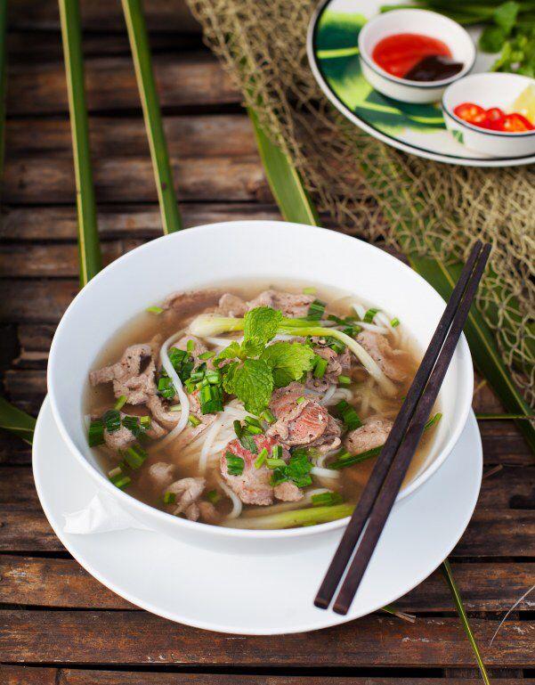 Bouillon pho (Vietnam)