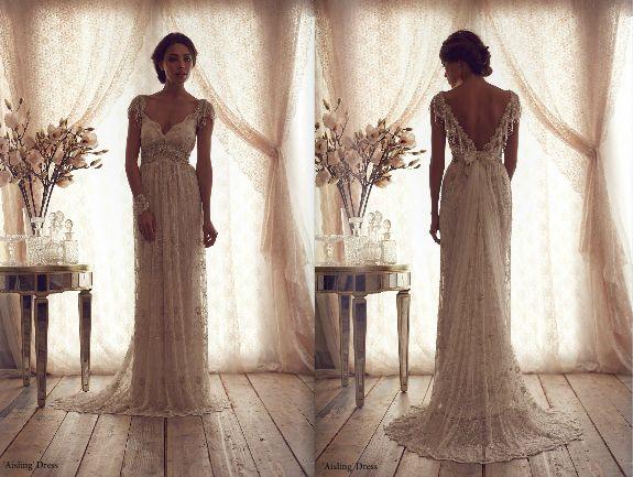 Aisling dress Anna Campbell