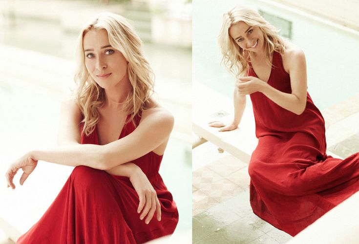 Asher Keddie Styled by my Photography by John Tsiavis