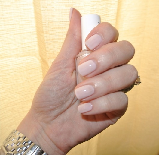 Essie Ballet Slippers.  Perfect color for work.