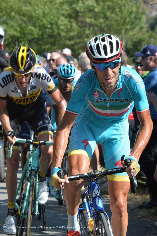 Vincenzo Nibali - stage 18