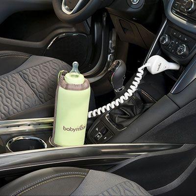 Babymoov Chauffe biberon de voiture auto speed bib 1