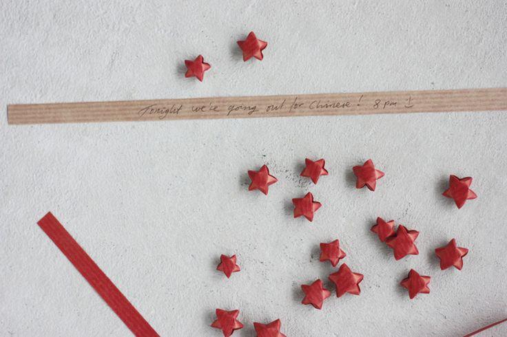 paper star advent calendar morning creativity noel et. Black Bedroom Furniture Sets. Home Design Ideas