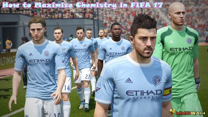 How to Maximize Your Chemistry in FIFA 17