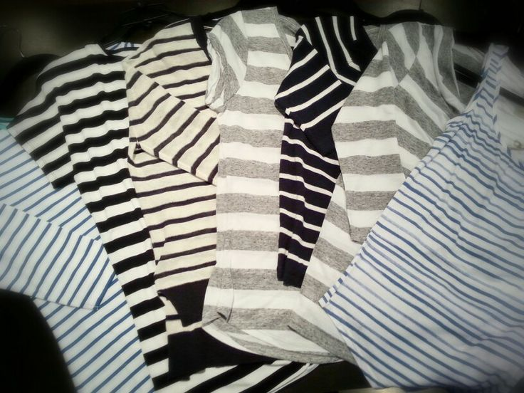 Stripes are always the right choice.   One Rebellion Clothing Company