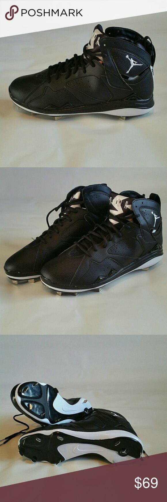 Nike Air Jordan VII Metal Baseball Cleats Sz 12 NWOB. Retail purchase size 12 Nike Shoes Athletic Shoes