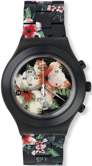 Zegarek damski Swatch Damskie SVCF4002AG - sklep internetowy www.zegarek.net