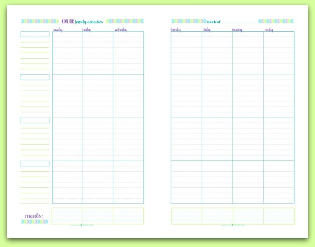 162 best Filofax Dupe images on Pinterest Free printable - free project management calendar template