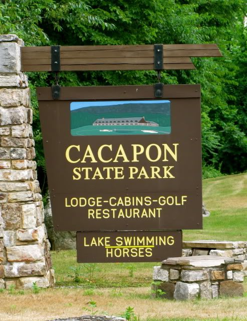 Cacapon State Park, West Virginia