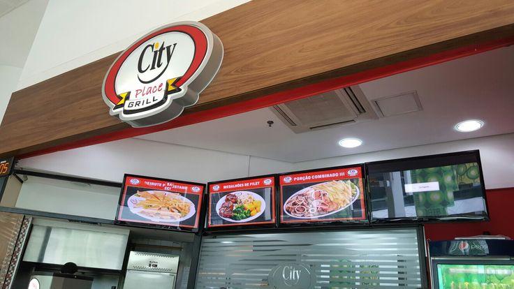 9 December 2016 (12:06) / City Place Grill, Parque Shopping Barueri, Barueri City, São Paulo.