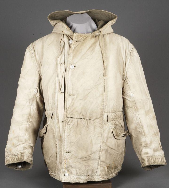 Bilderesultat for ww2 German winter jacket