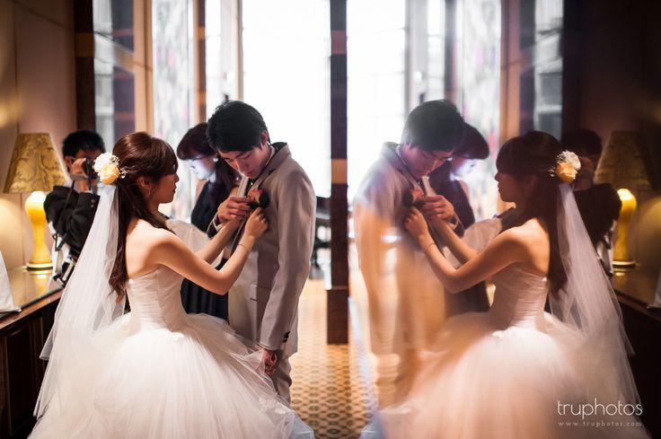 Wedding at Conrad Centennial Singapore | Singapore-Japan wedding and travel photography by Truphotos | シンガポール・日本ウエディング・トラベルフォトグラファー | www.truphotos.com