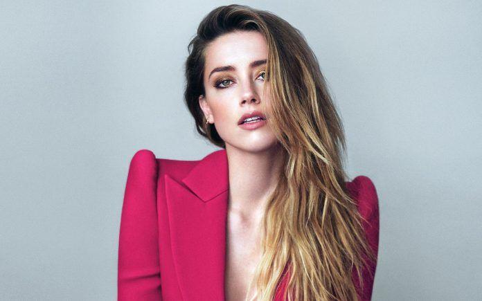 Pink Dress Lipstick Gorgeous Amber Heard Wallpaper Hd Wallpapers Free Wallpapers Desktop Backgrounds Amber Heard Dakota Johnson Blond
