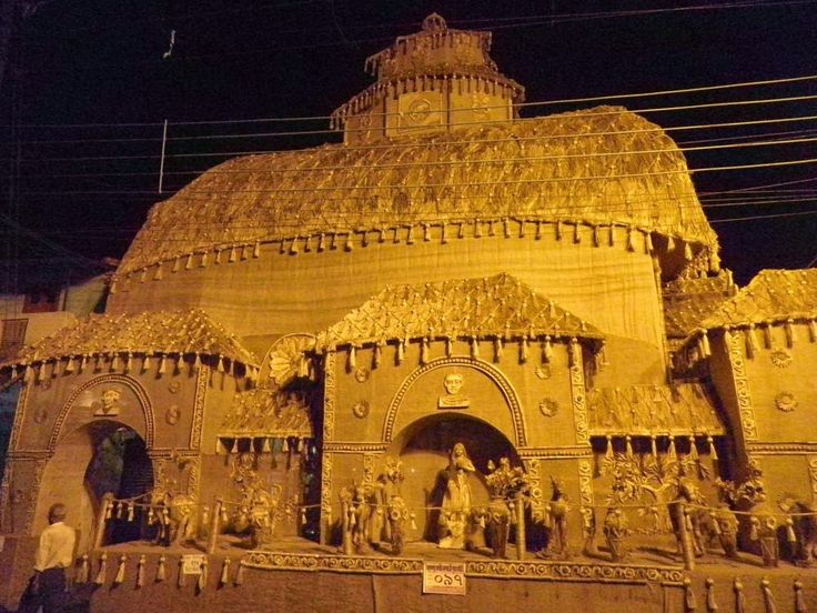 This is one of the best Puja pandal