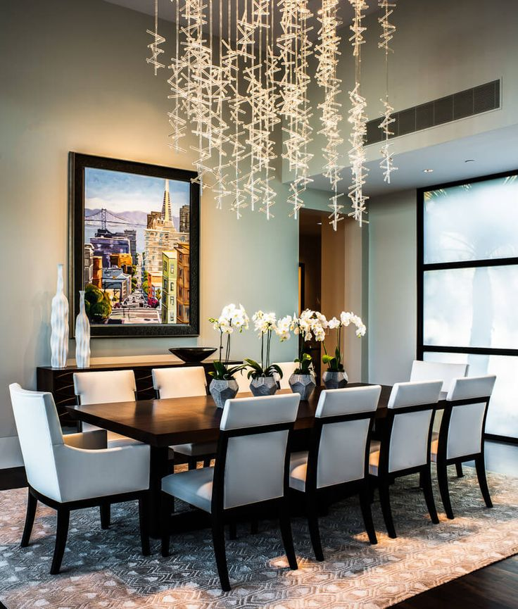 25+ Best Ideas About Contemporary Dining Rooms On Pinterest