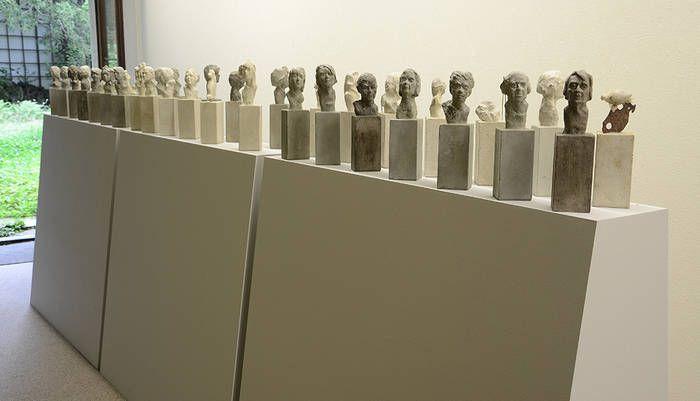 Yolande Biver: Sculptures 2012