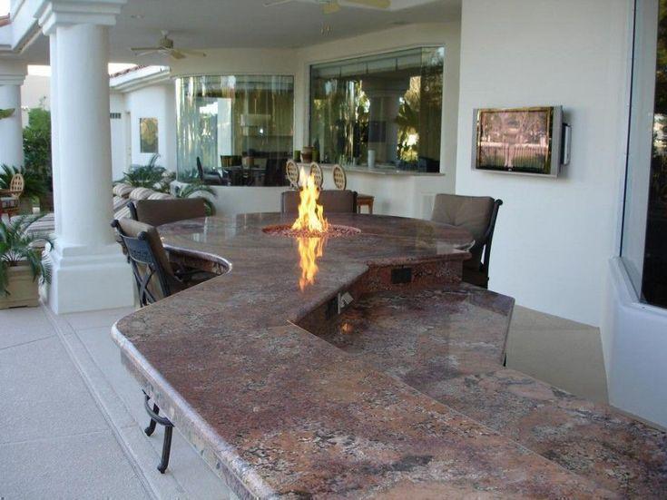 4655 Best Outdoor Kitchen Countertops Images On Pinterest