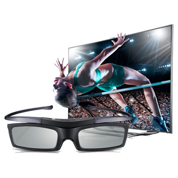 Samsung 3D Active Glasses SSG-5150GB for D E EH ES F H series Samsung 3D TV #Samsung