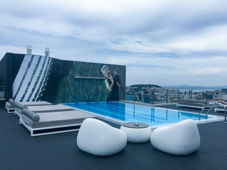 L'Hôtel Fénix Music La vie d'expatrié Français à Lisbonne - Bon plan - Vie Pratique - Rooftop Lisbonne - Sortie - Boire - Manger - Shopping - Guide et Tuto