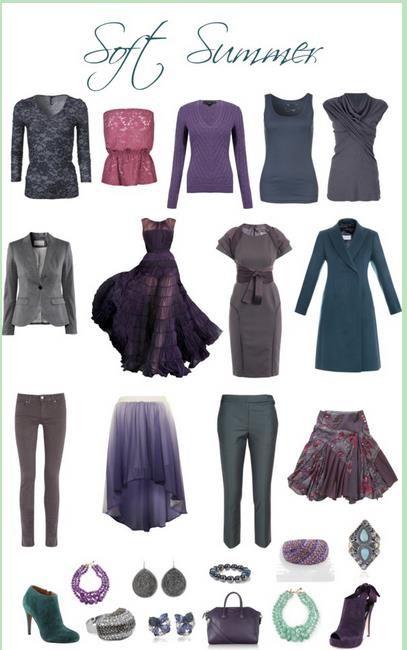 одежда для мягкого лета
